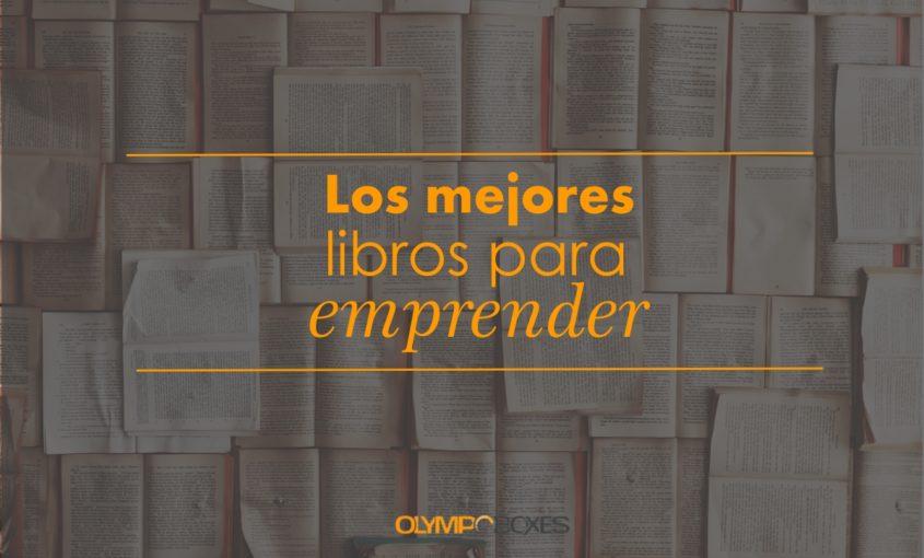 Mejores libros para emprender